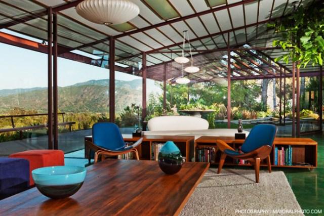 modern House decor with modern materials (3)