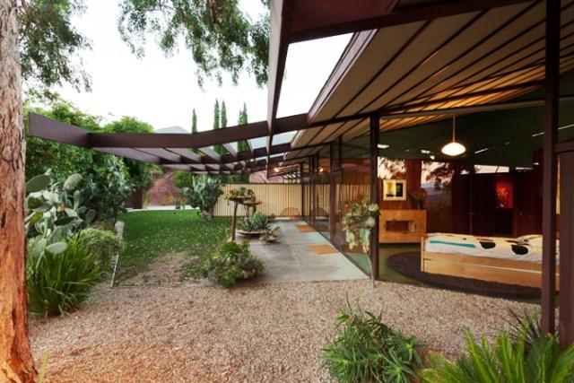 modern House decor with modern materials (7)