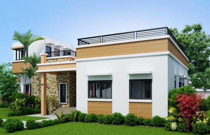modern rooftop floor house (3)