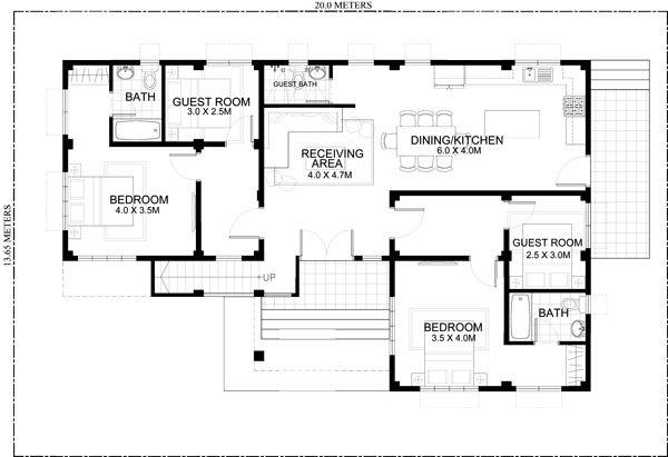modern rooftop floor house (4)