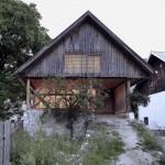 บ้านไม้สไตล์รัสติค ขนาดกลาง ภายในตกแต่งแบบโมเดิร์นล็อฟท์