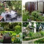 14 ไอเดียพื้นที่พักผ่อนกลางแจ้ง ในรูปแบบสวนหย่อม สร้างสีเขียวให้กับชีวิต