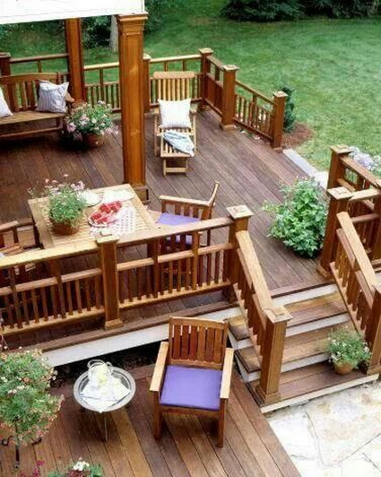 patio deck ideas (4)