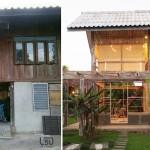 Review : เปลี่ยนบ้านไม้เก่าๆ ให้กลายเป็นร้านกาแฟแนวธรรมชาติ บรรยากาศน่านั่งสุดๆ