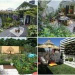 18 ไอเดียแต่งสวนหลังบ้าน เติมความเขียวขจี ให้กับการใช้ชีวิตของคนสมัยใหม่