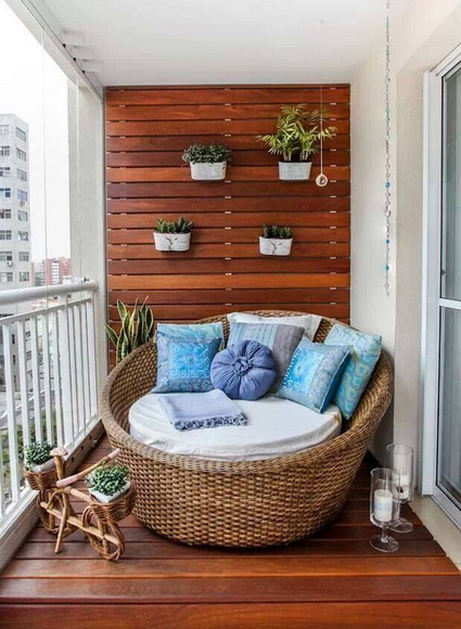 small wooden balcony ideas (7)