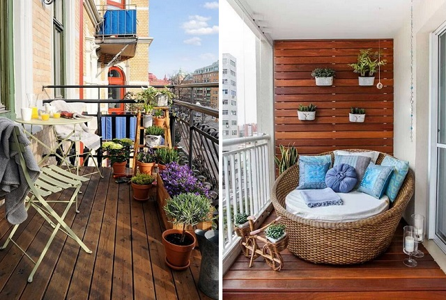 small wooden balcony ideas cover