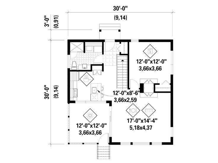 tiny modern house wooden decor (2)