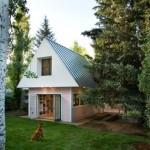 บ้านคอทเทจร่วมสมัย โทนสีอ่อนหวาน เหมาะกับบ้านสวนในงบ 1 ล้านบาท