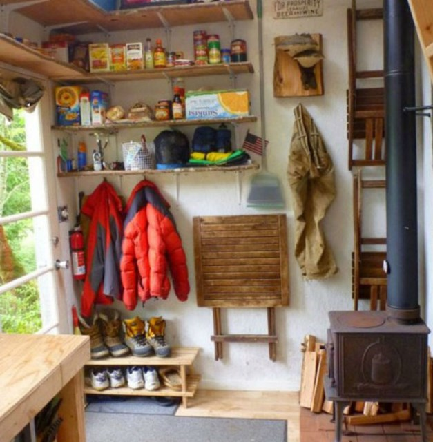 vacation home idea Material form recycled (8)