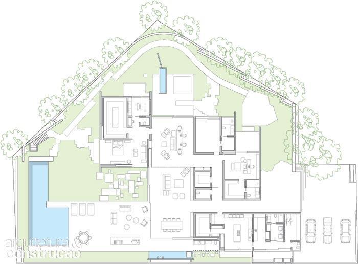 1 floor modern resort house (12)