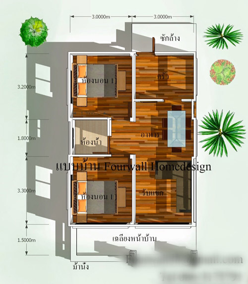 1 floor small dream house review (2)