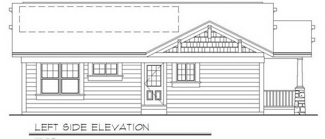 1 storey traditional cottage house plan (3)