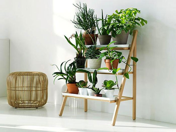 12 interior plant stand ideas (1)