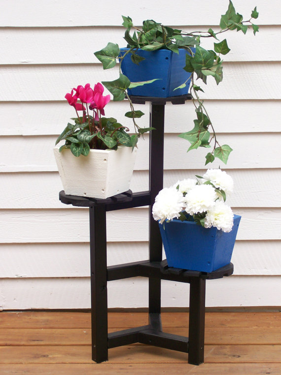 12 interior plant stand ideas (4)