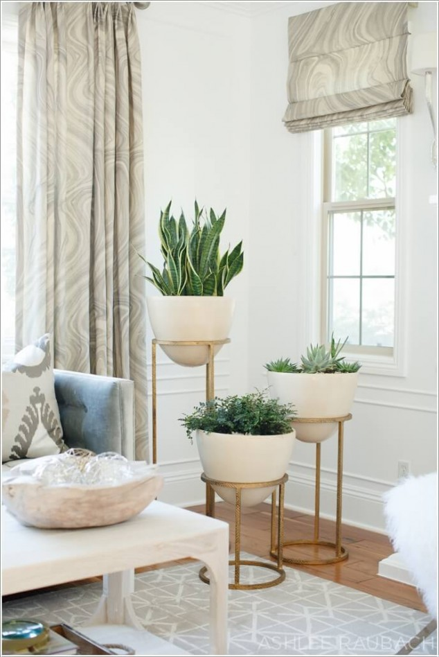 12 interior plant stand ideas (7)