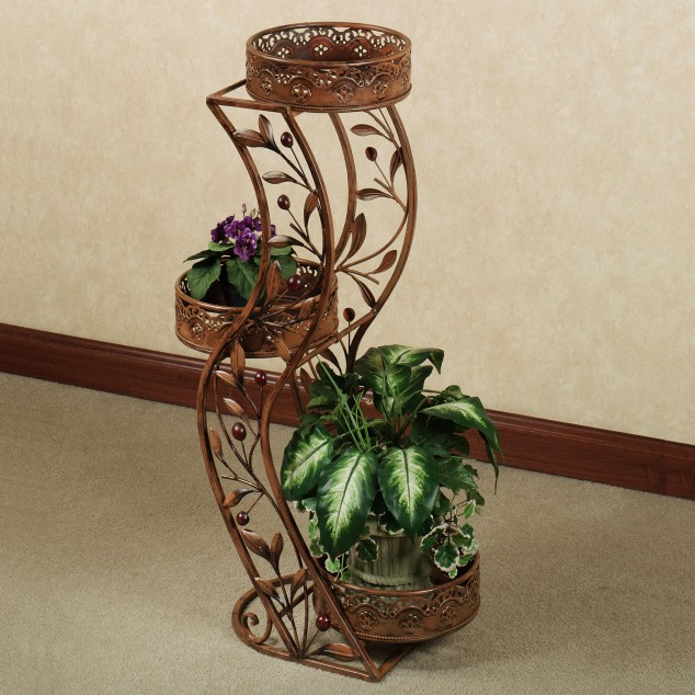 12 interior plant stand ideas (9)