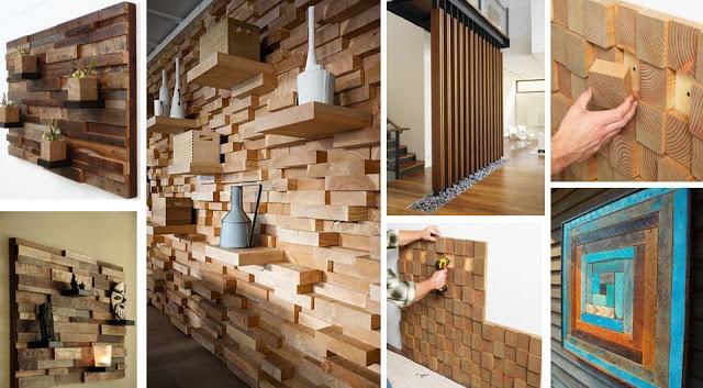 14 Wooden wall art decoration ideas (1)