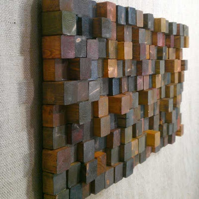 14 Wooden wall art decoration ideas (10)