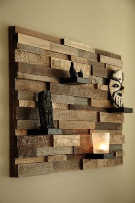 14 Wooden wall art decoration ideas (7)
