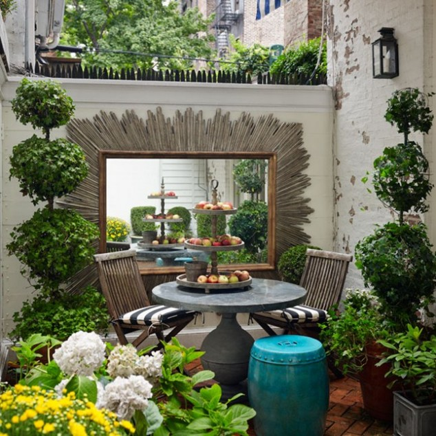 14 tiny garden decoration ideas (2)