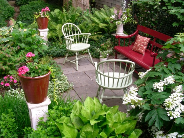 14 tiny garden decoration ideas (3)