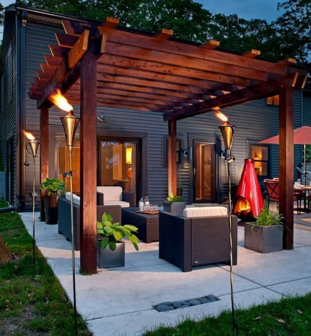 15 ideas for decorative garden with special details (10)