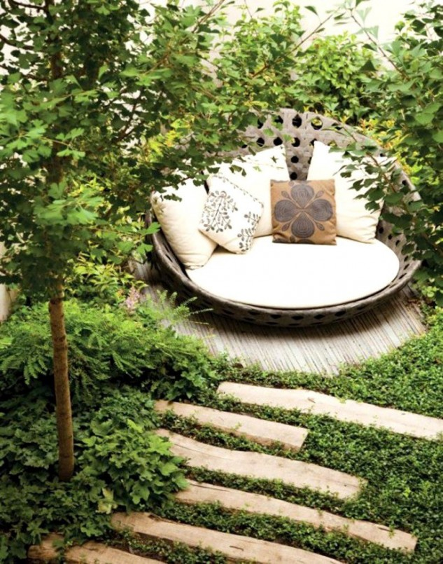 15 ideas for decorative garden with special details (12)