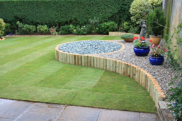 15 ideas for decorative garden with special details (15)