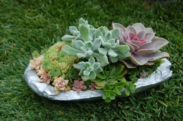 15 ideas for decorative garden with special details (5)