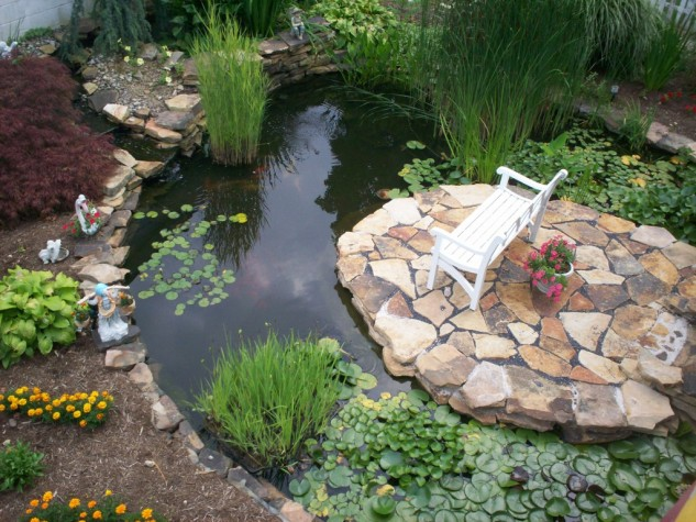 15 ideas for decorative garden with special details (9)