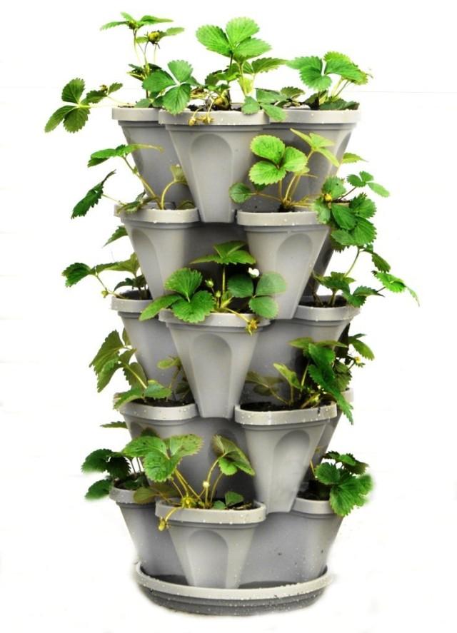 15 ideas for vertical garden (16)
