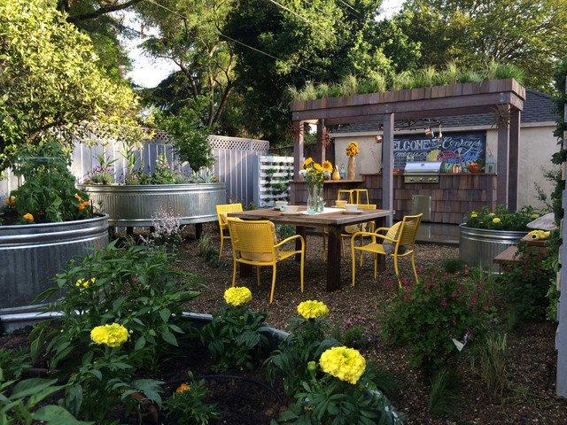 16 shabby chic ransform your garden (3)