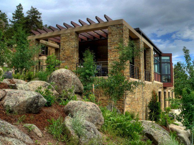 17 ideas-for-decorating-your-exterior-with-boulders (15)