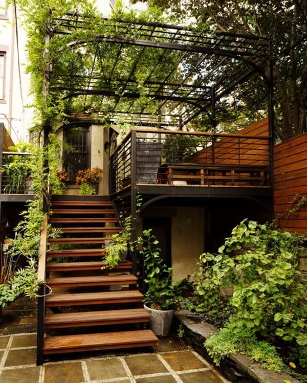 17 nice pergola terrace ideas (12)