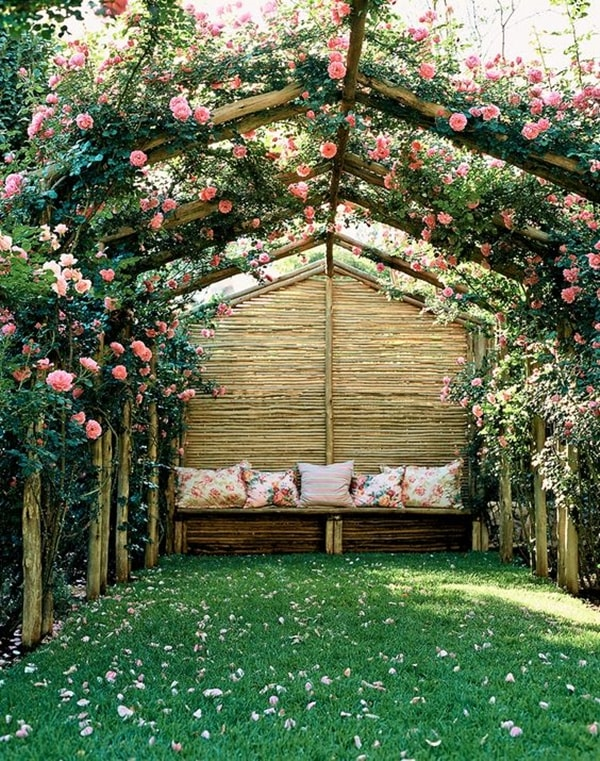 17 nice pergola terrace ideas (14)
