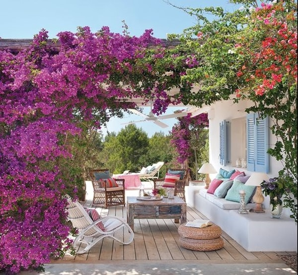 17 nice pergola terrace ideas (16)