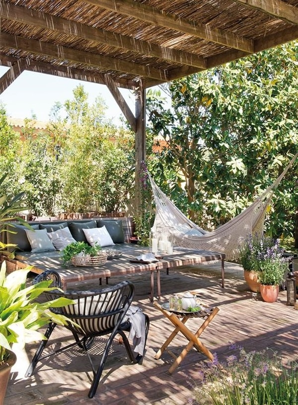 17 nice pergola terrace ideas (2)