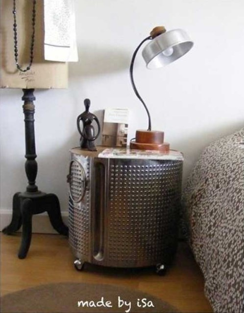 19 diy industrial furniture for home (12)