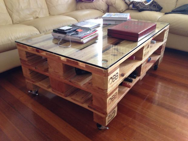 19 diy industrial furniture for home (9)