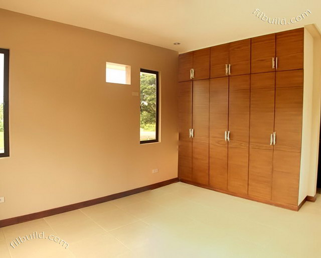 2 storey earth tone contemporary house (14)