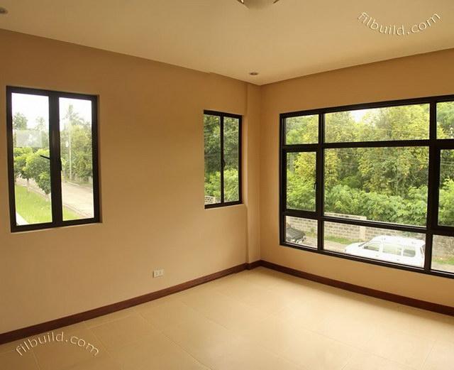 2 storey earth tone contemporary house (16)