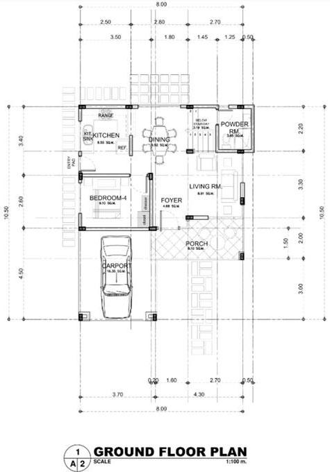 2 storey earth tone contemporary house (19)