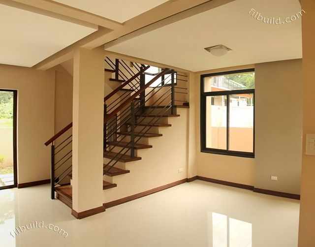 2 storey earth tone contemporary house (7)