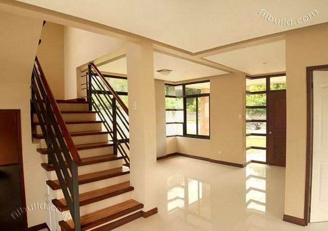 2 storey earth tone contemporary house (8)