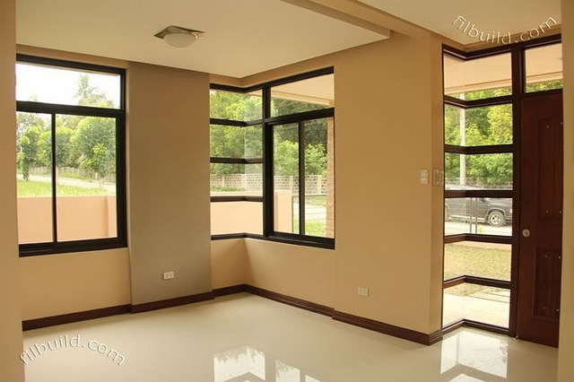 2 storey earth tone contemporary house (9)