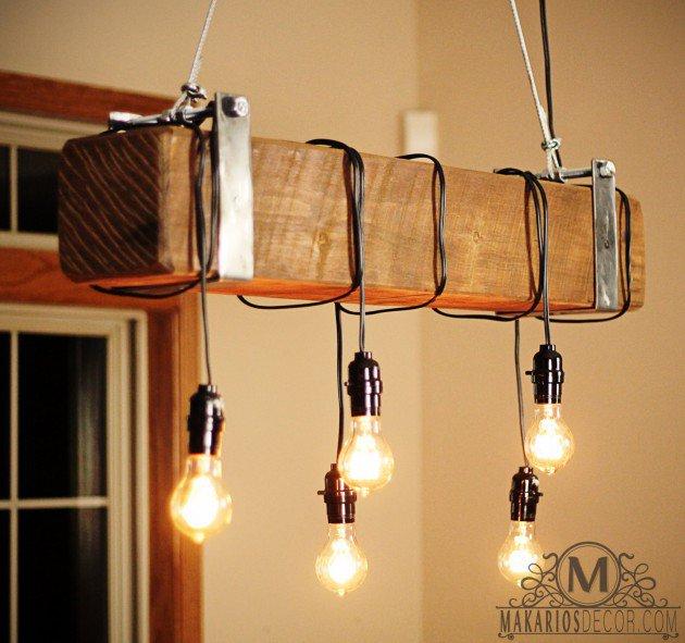 20 ideas handmade industrial style (16)