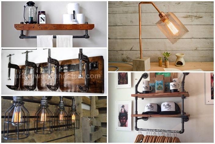 20 ideas handmade industrial style (21)