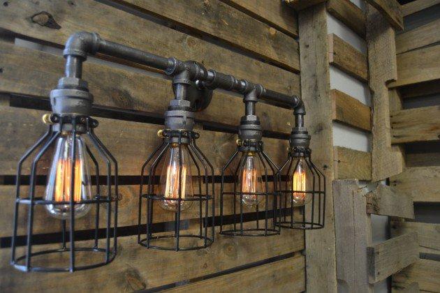 20 ideas handmade industrial style (5)