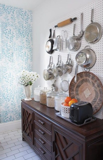 20 pegboard ideas to organize room (19)